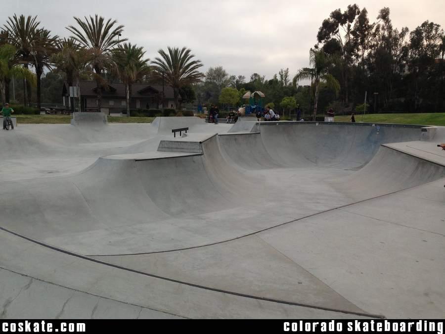 Coskate Com Martin Luther King Jr Skatepark Oceanside Ca