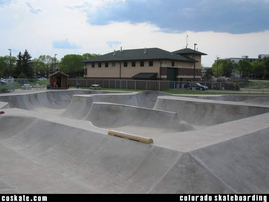 Coskate Com Edina Ymca Skate Park Edina Mn