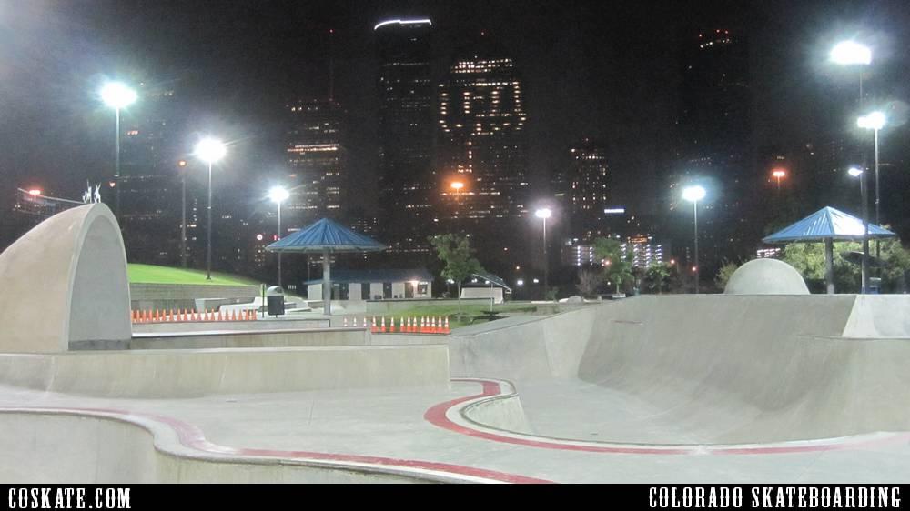 Coskate Com Lee And Joe Jamail Skatepark Houston Tx